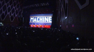 Kraftwerk The Man Machine Mexico City