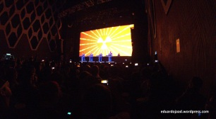 Kraftwerk Radioactivity Mexico City